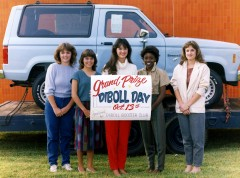 1984 Diboll Day Queen Candidates
